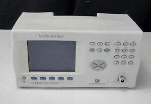 As is Parts Wavetek 4201s Service Monitor