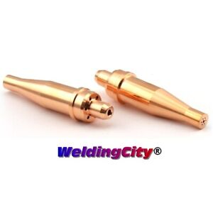 Weldingcity Acetylene Cutting Tip 1 101 3 For Victor Torch Us Seller Fast