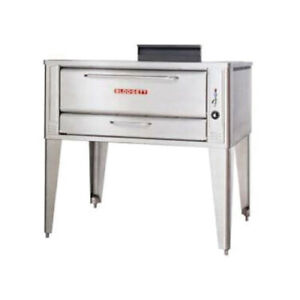 Blodgett 1048 Single Deck Gas Pizza Oven