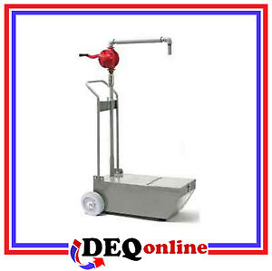 Frymaster Dean Psdu100 100 Lb Capacity Shortening Disposal Unit