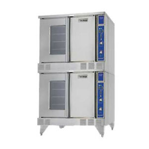 Garland Sumg 200 Double Deck Summit Gas Convection Oven