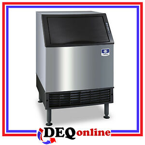 Manitowoc Neo U 140 132 Lb Undercounter Ice Cube Machine Udf 0140a Air Cooled