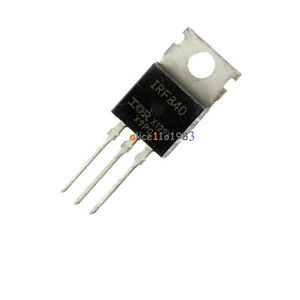 20pcs Irf840n Irf840 N channel 8a 500v Mosfet To 220 Ir Transistor Best