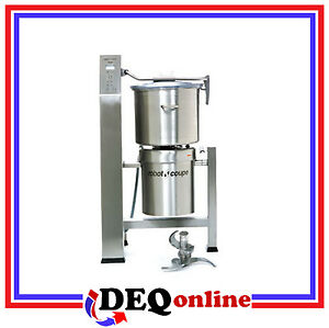 Robot Coupe R60t Commercial Food Processor Vertical Cutter Mixer