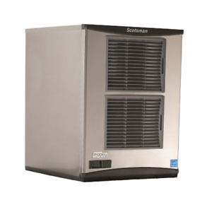 Scotsman Ns1322a 32 Nugget Modular Ice Machine makes Up To 1385 Lbs Air Cooled