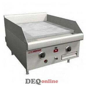 Southbend Hdg 24m 24 Manual Gas Heavy Duty Countertop Griddle