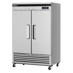 Turbo Air Tsf 49sd Solid 2 Door Freezer