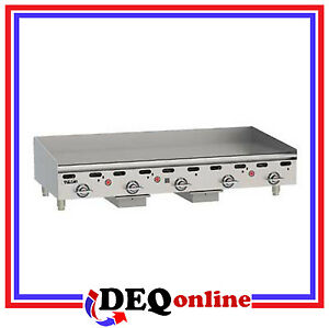 Vulcan Msa60 Heavy Duty Gas Griddle 60 X 24 Griddle Plate ng Or Lp