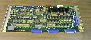 Fanuc Pc Board A16b 1400 0090 06b Off Of Fanuc Wire Edm Machine Used