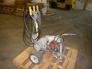 Simpson Pressure Washer Model Ws 3035 Cea Water Shotgun 3 Phase 3000 Psi