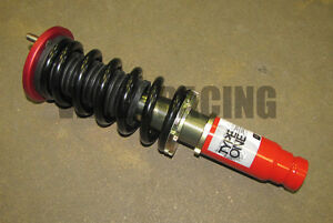 1 Function And Form Type 1 Front Coilover 96 00 Fits Honda Civic Ek
