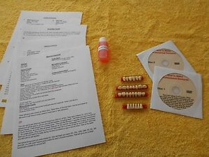 Very Easy Dvd Kit For Makeing Your Own Dentures At Home