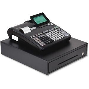 Casio Pcr t2300 7000 Plus 50 Clerks 30 Departments Thermal Printing