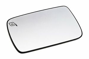 09 13 Ford Flex Left Driver Side View Power Mirror Glass Heated Oem 8a8z17k707d