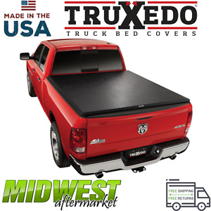 Truxedo Truxport Roll Up Tonneau Cover Fits 2010 2018 Dodge Ram 1500 6 4 Bed