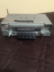 Chrysler Solid State Am Car Radio Untested