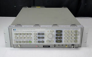 As is parts Agilent Hp 8566b Spectrum Analyzer 100 Hz 2 5ghz
