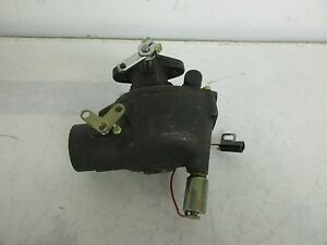 John Deere Tractor Original Carburetor At24688