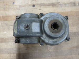 Tol o matic 02450000 Gear Drive 0145106 Right angle Coupling 3 q 3