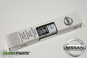 Nissan Magnetic Black G41 Touch Up Paint Clear Coat Pen Oem New