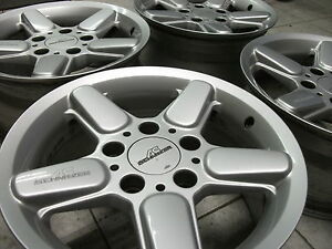 4x Original Bmw Alloy Wheels 5x120 Ac Schnitzer 7x15