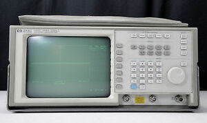As is Parts Agilent hp 54502a 400 Mhz 400msa s Digital Oscilloscope