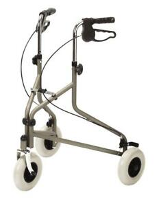 Medline Guardian Tri wheeled Walker Rollators 2 Pk