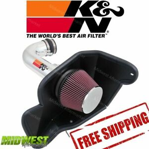 K N Typhoon Cold Air Intake System Fits 2015 2017 Ford Mustang Gt 5 0l V8 19 Hp