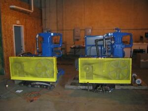 Air Compressor High Pressure 350 600 Psi System
