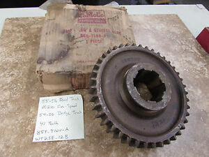 Nos 1955 56 Ford Truck 5 speed Low Reverse Slider wt258 12b 1954 56 Dodge