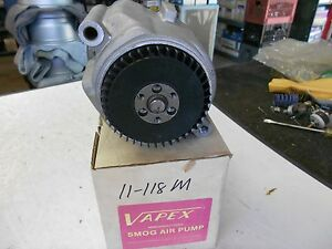11 118m Smog Pump 1973 Mercury 220 Diesel By Vapex