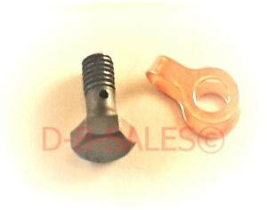 Cummins Single Return Line Banjo Bolt W Seal 89 1998 Diesel 6b 6bt 12v 3 9 5 9