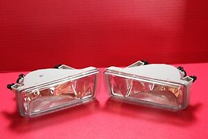 New Fog Lights Bulbs Chevy Silverado 2007 2008 2009 2010 2011 2012 2013
