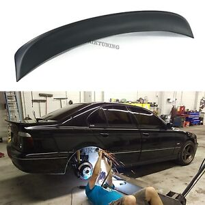Rear Jdm Boot Trunk Ducktail Spoiler Wing Lid Lip Fits Bmw E39 Sedan And Csl
