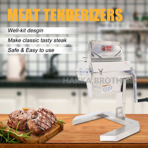 Hakka 7 Commercial Meat Tenderizer Cuber Heavy Duty Steak Kitchen Tools Mts737