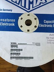 Fkp 1 4700pf Wima Capasitor Lot Of 150 Pcs