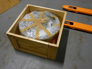 Westerville Mfg Steel Cable Reel Dd 97403 13217e7498 Nsn 2590 00 209 7956