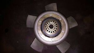 Porsche 911 Engine Cooling Fan 5 Blades Very Nice Original Condition 74 77 2 7ls