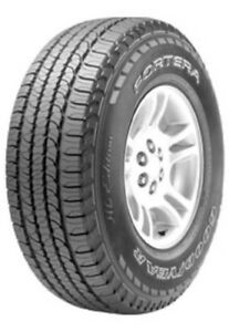 Goodyear Fortera Hl P245 65r17 Tire