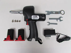 Cordless Rivet Gun Battery Rivet Gun Electric Riveting Gun Set Cordless Tools