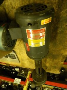 Gusher Pump 11019ns se 7 a 3 4 Hp 3 Phase Used Warranty