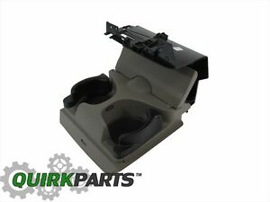 02 05 Dodge Ram 1500 2500 3500 Intrument Panel Dash Cup Holder New Mopar Genuine
