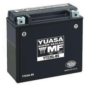 Yamaha Hi performance Replacement Battery Ef4500ise ef6300isde Ytx 20lbs 00 00