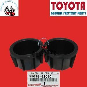 New Genuine Oem Toyota 2006 2011 Rav4 Console Box Cup Holder 55618 42040