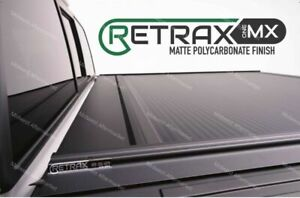 Retrax Onemx Hard Retractable Tonneau Cover For 2016 2018 Toyota Tacoma 5 2 Bed
