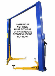 New Triumph Nto11a 11k 11 000 2 Two Post Car Auto Automotive Asymmetric Lift
