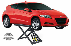 New Bendpak Md 6xp Mid Rise Automotive Vehicle Car Truck Hydraulic Scissor Lift