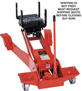 Norco 1 5 Ton 72000e Hydraulic Automotive Vehicle Car Truck Transmission Jack