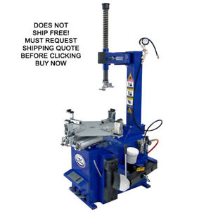 New K L Mc680 Motorcycle Tire Changer Changing Machine