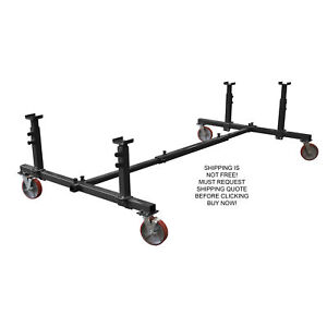 Autotwirler Auto Twirler Moveable Elite Car Body Restoration Dolly Cart Stand